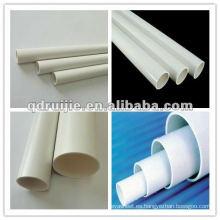 Alta calidad y el mejor tubo de desagüe de PVC-precio que hace la máquina