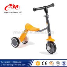 Bester Kauf Fabrik direkt Kinder Roller / heißer Verkauf EN71 Kick Roller Kinder / 3 Räder Roller mit Sattel