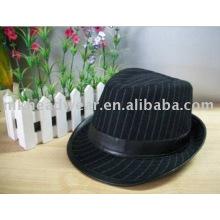 Модные шерстяные классические шляпы Fedora
