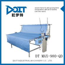 DT MAX-980-QD rendimiento estable DOIT Fine totalmente automático CNC cortadora de tela