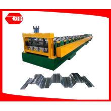 Профилегибочная машина для производства напольных покрытий из металла (YX75-900)