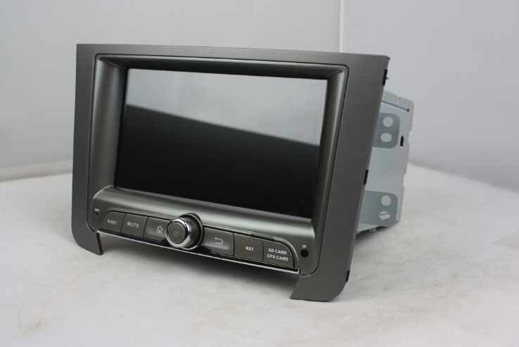 SsangYong REXTON Car Audio Electronics
