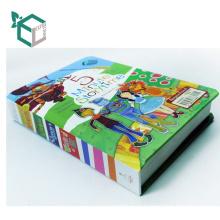Electric Coloring Erfahrene Regierung Behörde Herstellung Mini Pop-up benutzerdefinierte Mini Buchdruck Malbuch