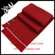 A marinha de seda da sarja de 16MM pontilha costume lenços de seda por atacado impressos