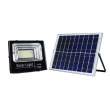 100W Remote Control Solar Flood Light