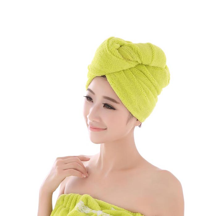 women's hair towel