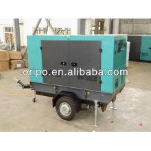 generator trailer used with 48KW cummins engine