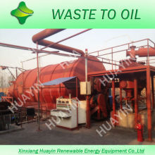 Neumático de desecho estándar europeo 10/12 / planta de reciclaje de goma con alta tecnología y servicio de larga venta