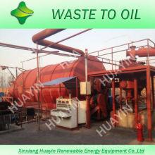 Usine de réutilisation de pneu / usine en caoutchouc standard de rebut de 10/12 tonnes / tonne avec la haute technologie et le service après-vente long