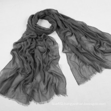 Pure Color of Viscose Long Scarf