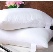 Travesseiro macio de poliéster Travesseiro barato de fibra de poliéster para hotel
