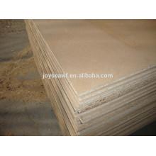 Mélamine / Panneaux en particules brutes / Panneaux de particules pour meubles
