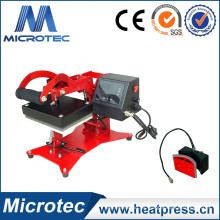 Imprensa do calor da economia do passatempo com calefator do tampão (MEHP-200)