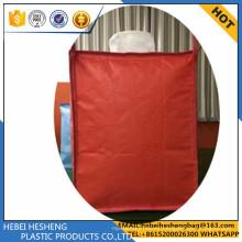 bolsas a granel transpirables de fibra