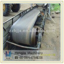 Bandas transportadoras para la industria de explotación minera, transportador de hormigón