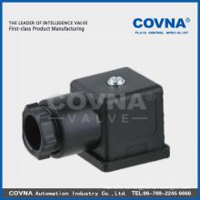 COVNA Пластиковый соленоид AC24V-240V или DC12V-48V