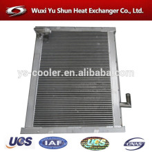 Fabricante chino del intercambiador de calor de la placa / refrigerador de aceite hidráulico / refrigerador de aceite / radiador del aceite