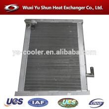 Китайский производитель пластинчатого теплообменника / охладителя гидравлического масла / масляного радиатора / масляного радиатора