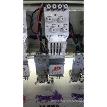 Máquina lisa do bordado / máquina automatizada do bordado