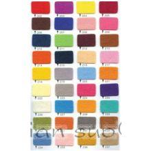 feutre de polyester coloré broderie produit