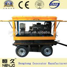 Раоибыл 500kva установить мобильный генератор производит