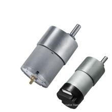 GM37-3530-EN 37mm geared motor 12 volt dc with encoder