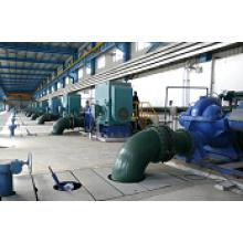 Split Gehäuse Zentrifugal Wasser Pump Station