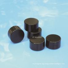 Imán permanente Ts16949 del neodimio de NdFeB del disco de alta calidad