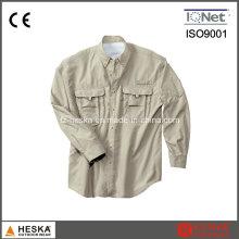 Спецодежда сопротивления УФ защита рубашка