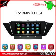 Vente en gros New Android 4.4 Hla 8814 GPS pour BMW X1 / E84 Lecteur DVD pour voiture avec Bt