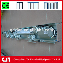 German Technology Professional CE Certified Total Height 150MM Automatic frameless Automatic Sliding Door Mechanism