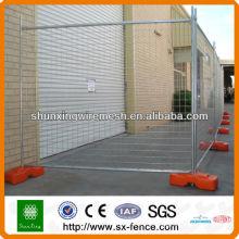PVC revestido soldados vedação temporária painéis (fabricante ISO9001)