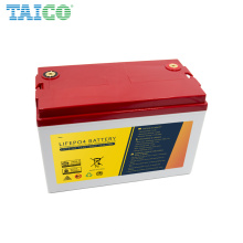 12.8v 100ah lithium ion battery 100Ah LiFePO4 battery 12 volt 100amp lithium solar battery