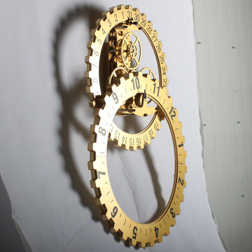 Large Gear Wall Clocks À vendre