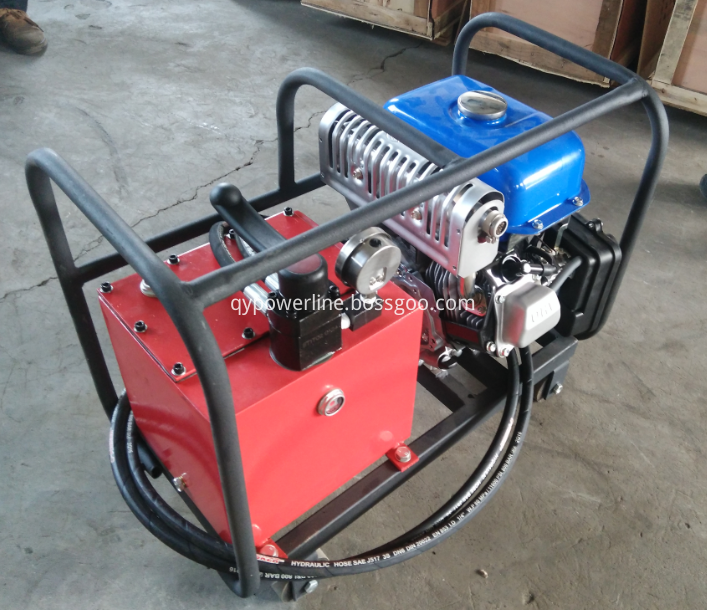hydraulic hose crimping machine for sale