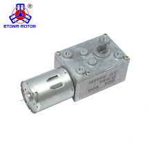 ET-WGM46 12V 24V DC Worm Gear brushed Motor