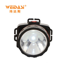 Rechargeable waterproof torch light headlamp led with new design