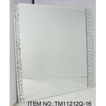 Miroir mural en verre