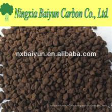 35% Mangan Sandmedien zur Entfernung von Eisen und Mangan aus Wasser