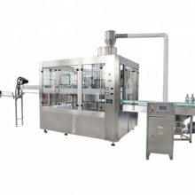 High Quality Automatic Water Bottle Washing Filling Capping And Labeling Machine Liquid Filler With Water Treatment