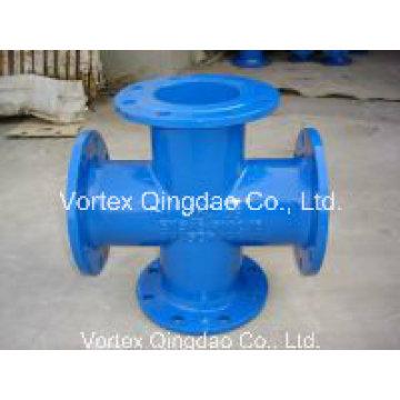 ISO2531 Raccord de tuyaux en fonte ductile