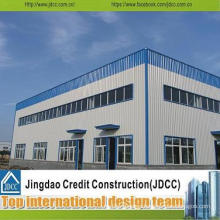 Jdcc Low Cost and High Quality Steel Structure Warehouse