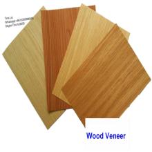 Chapa de madera de chapa de madera cortada en relieve