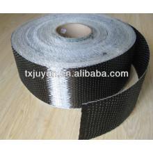 Fibra de carbono 12k 200g Uni-direcional tecido para reforço