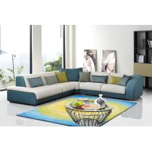 Living Room Furniture Fabric Sofa Set Corner Sofa