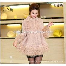 Women Top Quality Luxury Fur Clothing