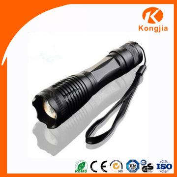 Ce RoHS Утверждение High Lumen Открытый использования Яркий ручной фонарик