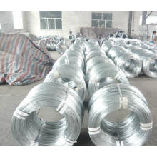 ASTM, JIS, Ks Galvanized Strand pour ACSR Galvanized Steel Wire