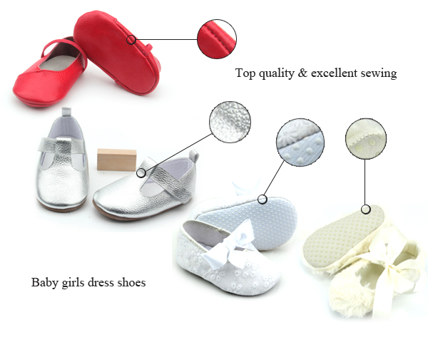 Baby Dress Shoes Baby Girls Shoes Sewing