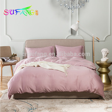 Популярных хорошее качество бамбуковое одеяло постельное белье 100% бамбук комплект /4шт бамбуковых постельных принадлежностей